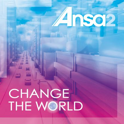 Change the World cover art