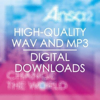 Change the World album digital downloads