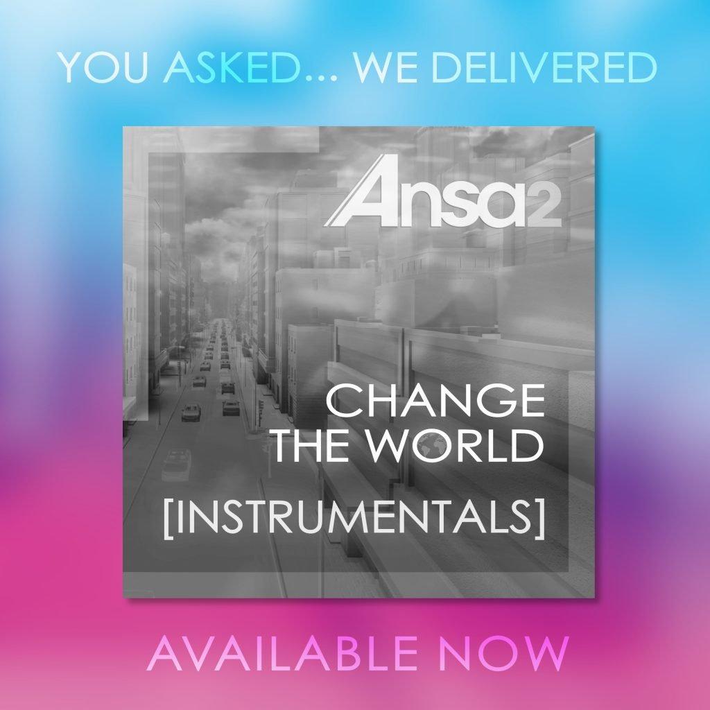 INSTRUMENTAL ALBUM NOW AVAILABLE