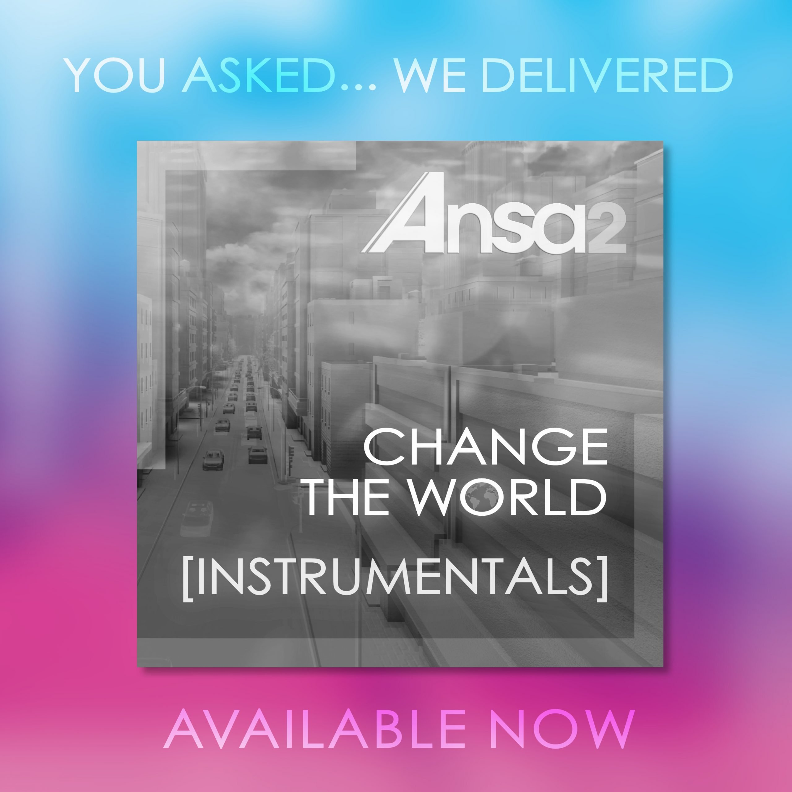 Change the World [Instrumentals]